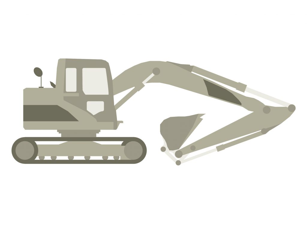 Cat 314 DT excavator: This machine is used to carry out various excavating and lifting tasks on the installation site. It is also highly useful for carrying out excavation and demolition work in the portal area.