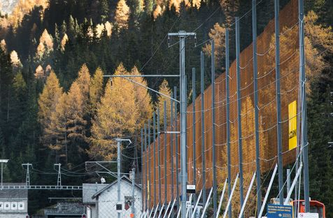 The new Albula Tunnel